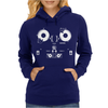 Dj turntable Pitch Womens Hoodie