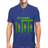 dj volume,funny Mens Polo