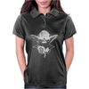 DJ Yoda ~ Mens Funny Retro Star Wars Womens Polo
