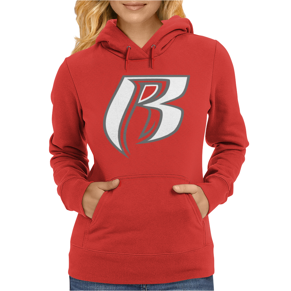 Dmx And Ruff Ryders Womens Hoodie