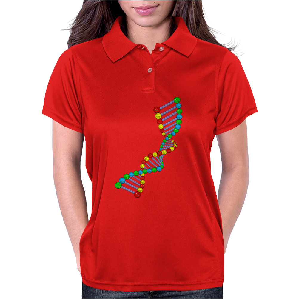 DNA Dichotomy Womens Polo