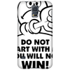 Do Not Start Phone Case