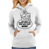 Do Not Start Womens Hoodie