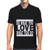 Do What You Love Mens Polo