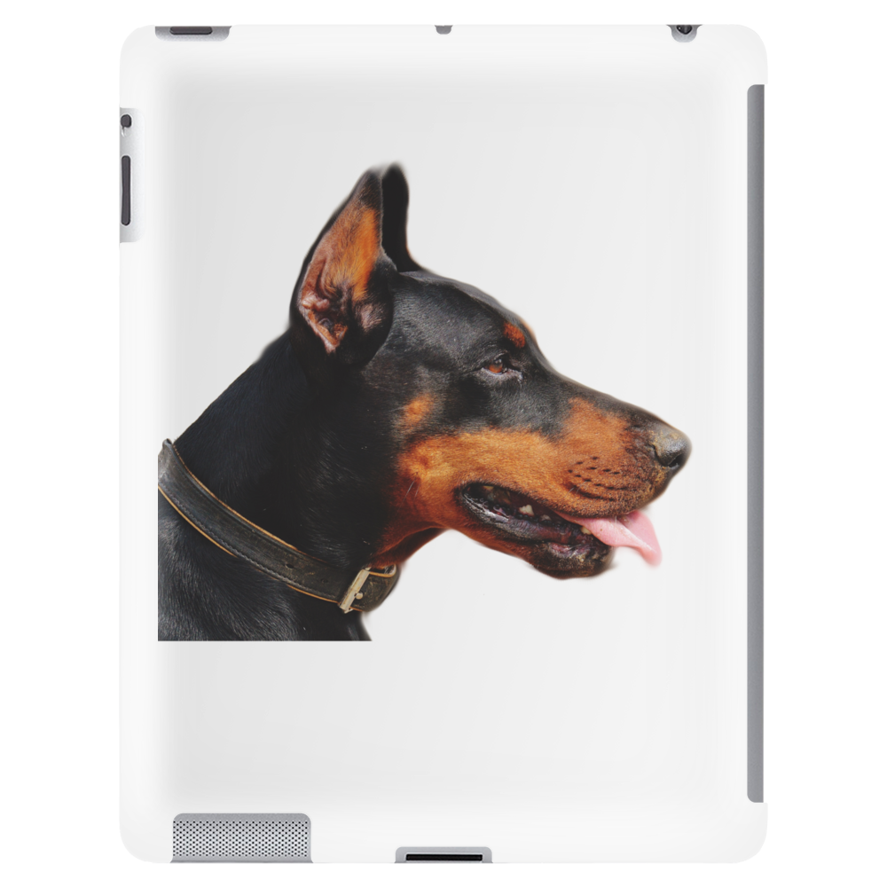 Doberman Dog Animal Pet Tablet