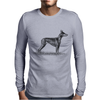 Doberman Pinscher Dog Breed Revision Mens Long Sleeve T-Shirt