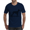 Doberman Pinscher Dog Breed Revision Mens T-Shirt