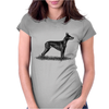 Doberman Pinscher Dog Breed Revision Womens Fitted T-Shirt