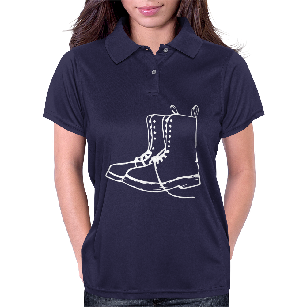 Doc Martens Boots Womens Polo