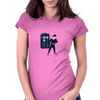 Doctor Jack Womens Fitted T-Shirt