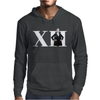 Doctor Who 12th Doctor Roman Numerals Mens Hoodie