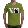 Doctor Who 12th Doctor Roman Numerals Mens T-Shirt