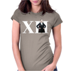 Doctor Who 12th Doctor Roman Numerals Womens Fitted T-Shirt