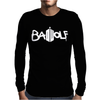 Doctor Who Bad Wolf Logo Mens Long Sleeve T-Shirt