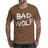 Doctor Who Bad Wolf Mens T-Shirt