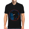 Doctor Who Dick Tracy Mens Polo