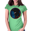 Doctor Who Dick Tracy Womens Fitted T-Shirt