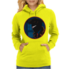 Doctor Who Dick Tracy Womens Hoodie