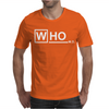 Doctor Who M.D - vintage retro tv show fan Dr Mens T-Shirt