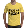 Doctor Who Mens T-Shirt