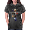 Doctor Who pixel regenerations Womens Polo