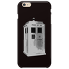 Doctor Who Police Box Phone Case