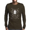 Doctor Who Tally Marks Mens Long Sleeve T-Shirt