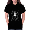 Doctor Who Tally Marks Womens Polo