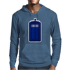 Doctor Who The Tardis. Mens Hoodie