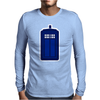 Doctor Who The Tardis. Mens Long Sleeve T-Shirt
