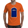 Doctor Who The Tardis. Mens T-Shirt