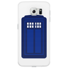 Doctor Who The Tardis. Phone Case
