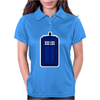 Doctor Who The Tardis. Womens Polo