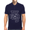 Doctor Who Time Lord Mens Polo
