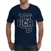 Doctor Who Time Lord Mens T-Shirt