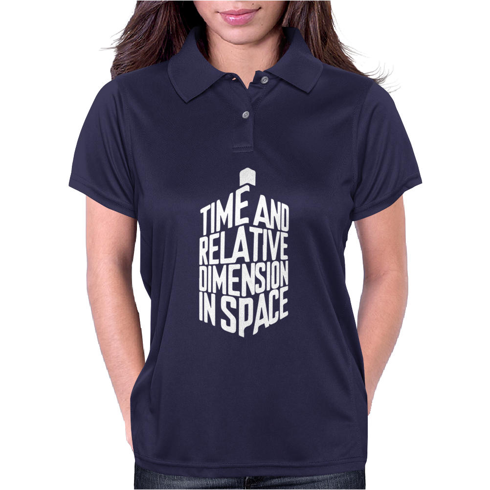 Doctor Who Womens Polo