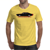 Dodge Charger Hemi 440 1970 1968 1969 Muscle Car Hot Rod Mens T-Shirt