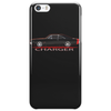 Dodge Charger Hemi 440 1970 1968 1969 Muscle Car Hot Rod Phone Case