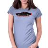 Dodge Charger Hemi 440 1970 1968 1969 Muscle Car Hot Rod Womens Fitted T-Shirt
