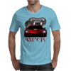 Dodge Red Viper ( Snake ) Mens T-Shirt