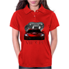 Dodge Red Viper ( Snake ) Womens Polo