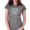 DODGE Womens Fitted T-Shirt