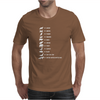 Does The Fox Say Mens T-Shirt