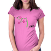 dog lovers Womens Fitted T-Shirt