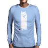 Dog undertale Mens Long Sleeve T-Shirt