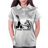 Dog Walker Womens Polo