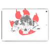 Dogs of War skull Tablet