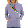 Doing an Internet Womens Hoodie