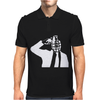 Dolk Grenade Head Urban Graffiti Banksy Style Mens Polo