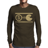 Dollar Vs Mens Long Sleeve T-Shirt